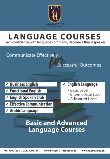 Language Courses in Karachi
