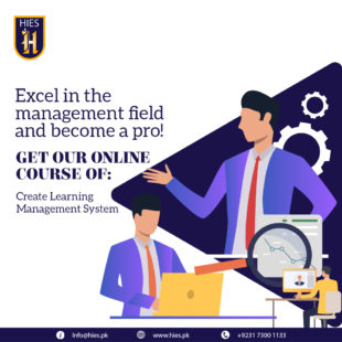 GET OUR ONLINE COURSE OF Create Learning Management System