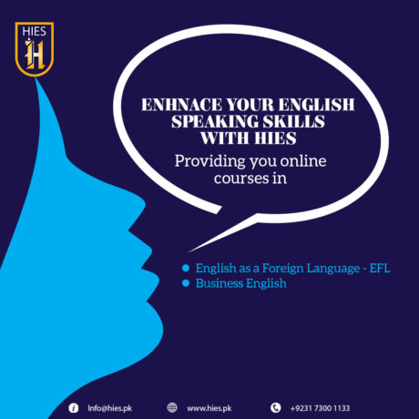 English as a Foreign Language - EFL