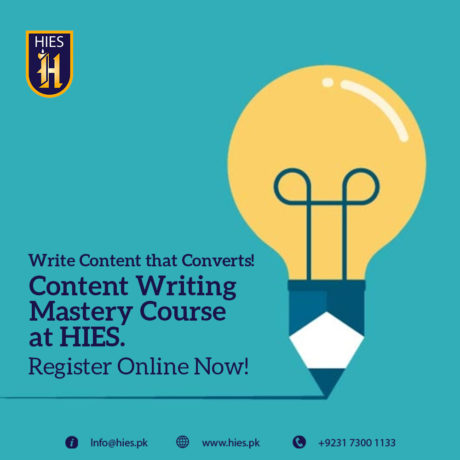 Content Writing Mastery Course